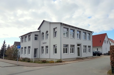 "Modernisierung Pension ""Seestern"", Waldweg 7, 18586 Thiessow,"